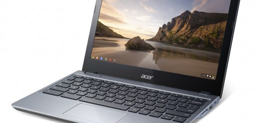 Acer C720 with third generation Chromebook