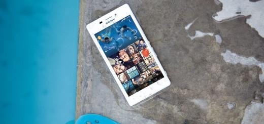 Aqua Mid range Waterproof Smartphone