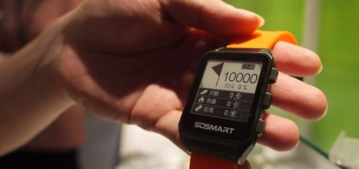 Onyx E Ink Smart watch