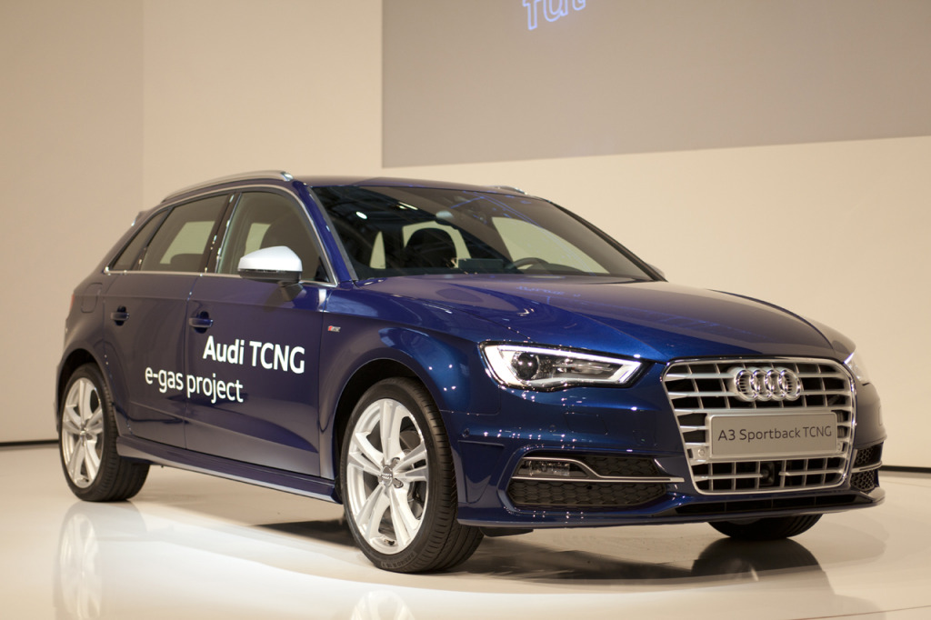 Audi's alternative E-Diesel from Carbon Dioxide and Water