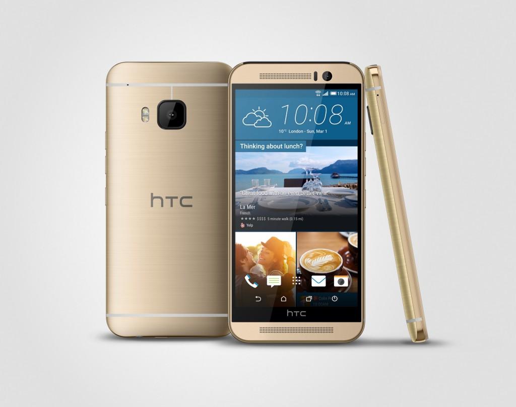 HTC-One-M9-design
