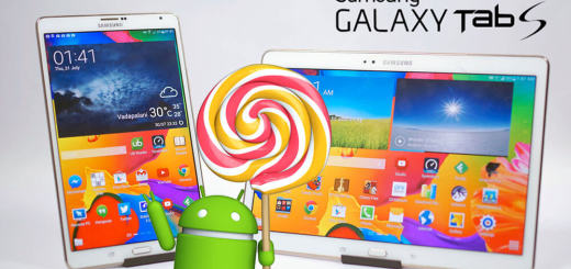 Samsung delivers Lollipop update for Galaxy Tab S 8.4