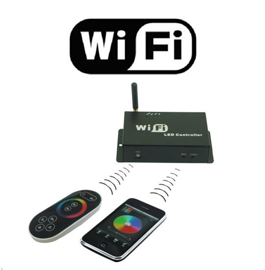 WiFi_LED_Controller