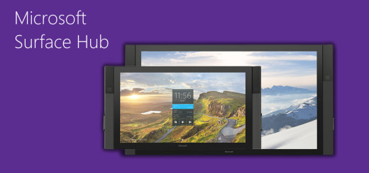 surface Hub Microsoft