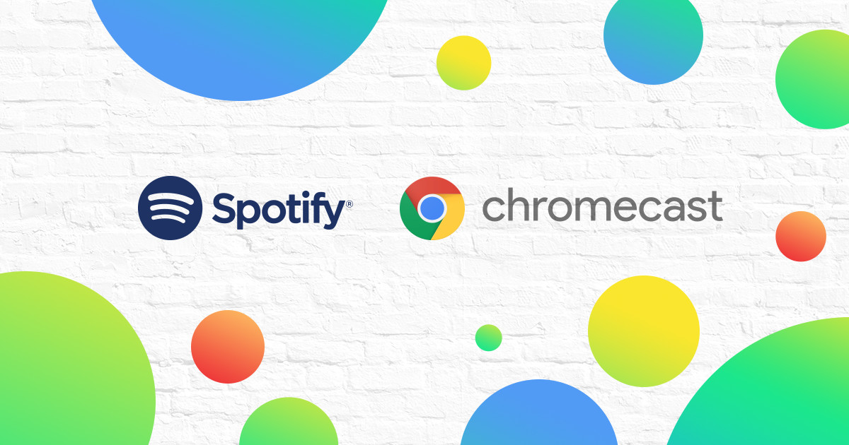 Spotify to chromecast