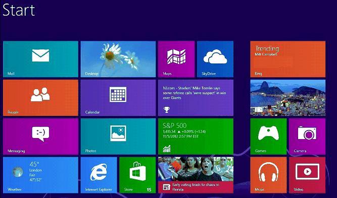 System image windows 8