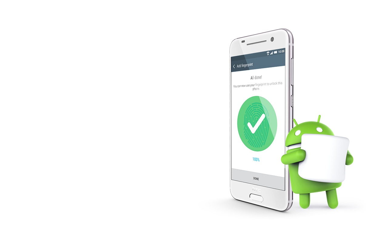 HTC One A9 Marshmallow