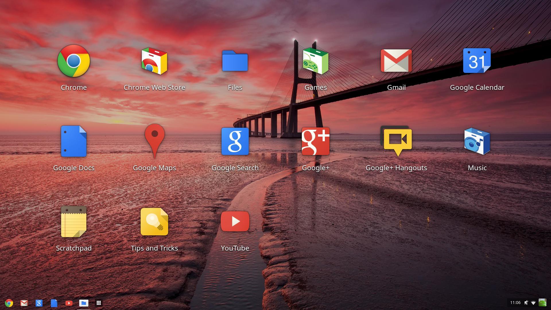 Chrome OS