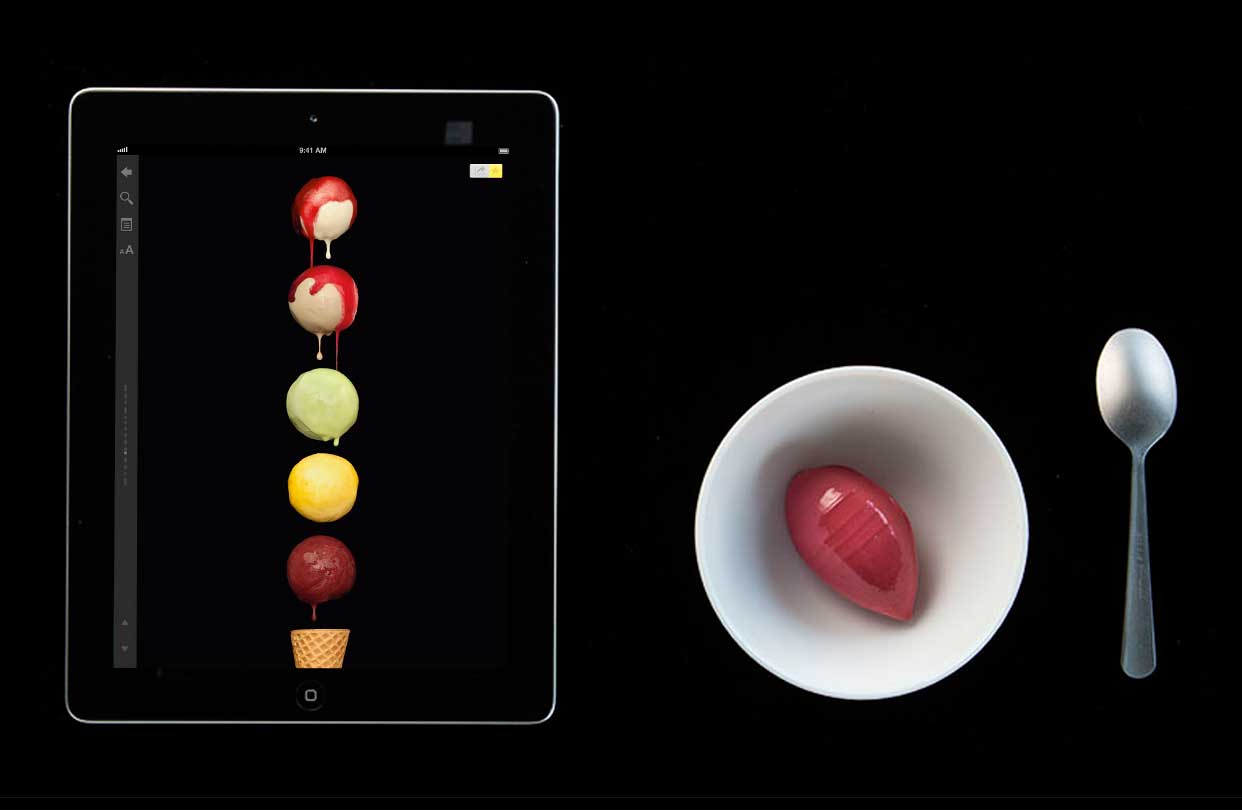 Cuisine App