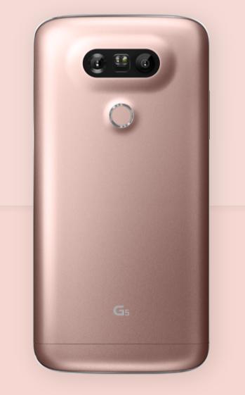 LG G5 Camera