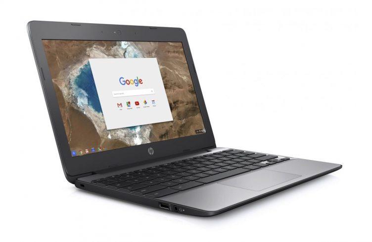 HP Unveils Chromebook 11 G5