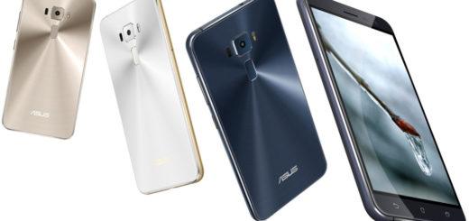 Asus Unwraps Zenfone 3, Zenfone 3 Deluxe , Zenfone 3 Ultra