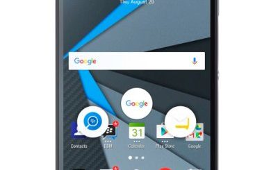 BlackBerry Launches its Second Android Smartphone Namely DTEK50