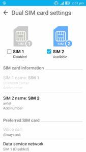 SIM1-Deactivated