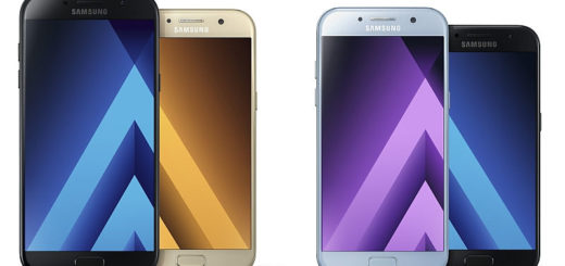 Samsung Galaxy Reveals Water Resistant A3 (2017), A5 (2017) and A7 (2017).